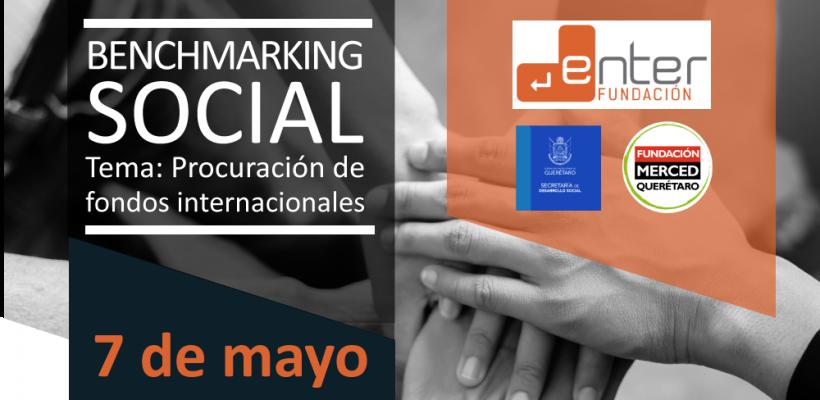Benchmarking Social, Tema: Procuración de Fondos Internacionales