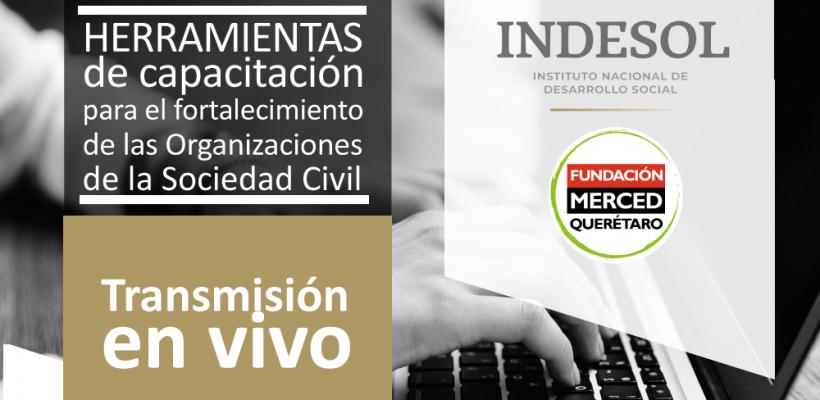 Herramientas de capacitación para el fortalecimiento de las organizaciones de la sociedad civil