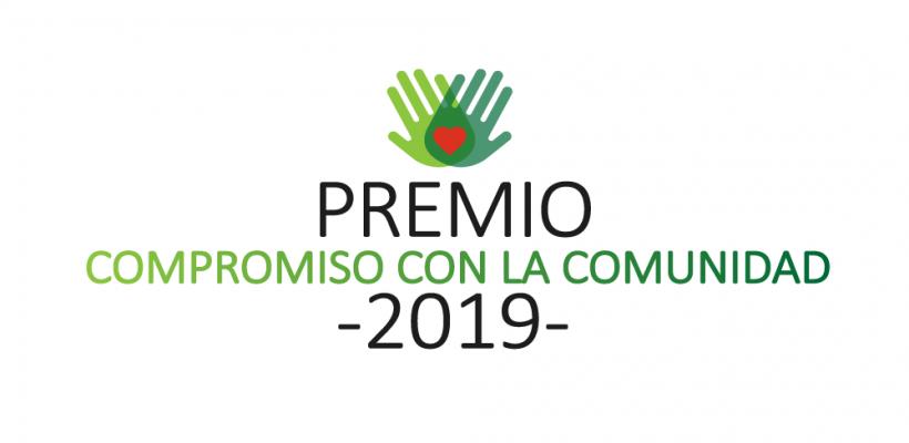 Premio Compromiso con la Comunidad 2019