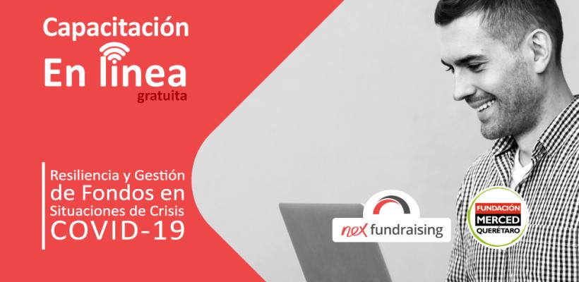 Capacitación en línea: Resiliencia y Gestión de Fondos en Situaciones de Crisis – COVID-19