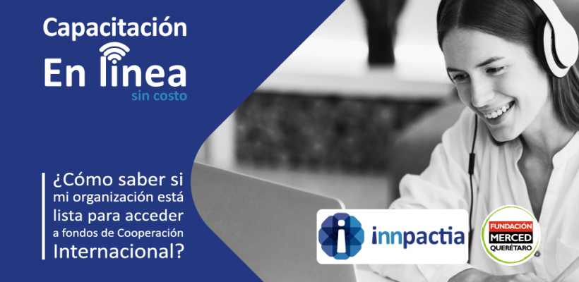 Capacitación en línea: ¿Cómo saber si mi organización está lista para acceder a fondos de Cooperación Internacional?