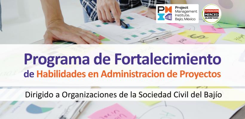 Programa de Fortalecimiento de Habilidades en Administración de Proyectos