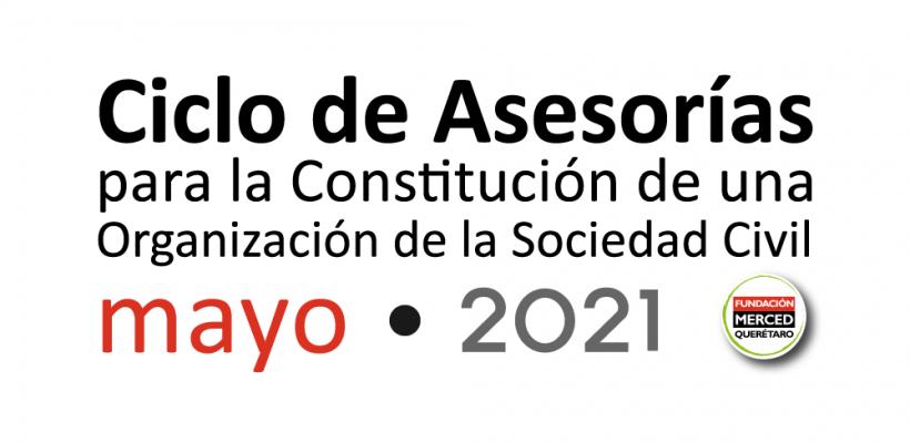 5° Ciclo de asesorías para la constitución de una OSC 2021