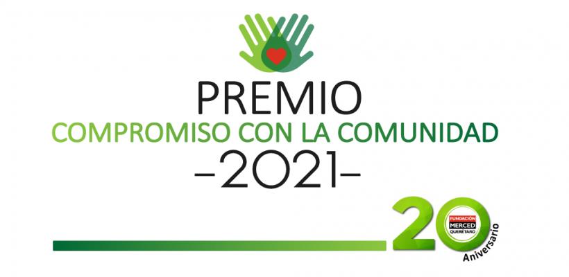 Premio: Compromiso con la Comunidad 2021